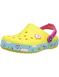 Crocs CBHKPlaneClgEU - Zuecos para niñas