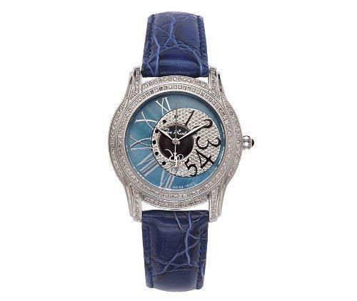 Joe Rodeo Beverly Women's Watch (1.35 ct.tw.) - blue