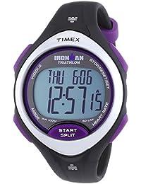 Timex Damen-Armbanduhr Digital Quarz Kautschuk T5K723