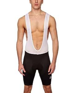 Nalini Bianchi Bianchi Men's Bib Shorts - Black, Small