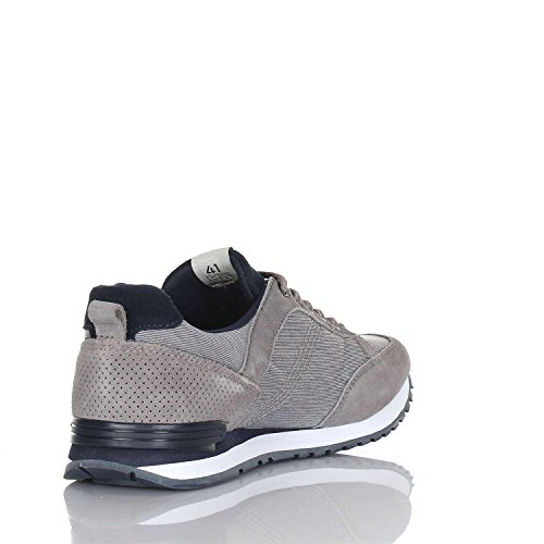 Colmar , Baskets pour homme primavera/estate Gray/Navy