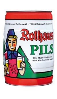 Rothaus Pils 5 L Partydose 5,1% vol -
