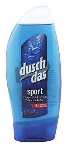 Duschdas Duschgel 2in1 Sport 250 ml, Pack 250 ml:12 x 250 ml