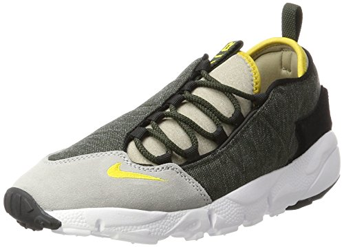 check out 61731 5b779 Nike Men s Air Footscape Nm Gymnastics Shoes, Green (Sequoia Mineral Gold  Khaki Wolf Grey), 10 UK - Buy Online in Oman.   Shoes Products in Oman -  See ...