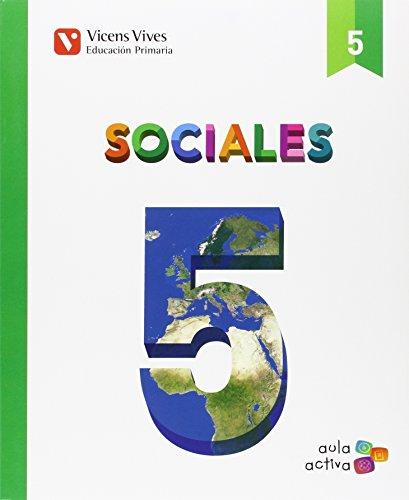 SOCIALES 5 + ARAGON SEP (AULA ACTIVA): Sociales 5. L. Alumno Y Separata Aragón. Aula Activa: 000002 - 9788468215068