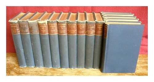 The works of Oliver Wendell Holmes. [complete in 15 volumes]