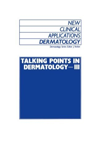Talking Points in Dermatology - III (New Clinical Applications: Dermatology) (2013-10-04)