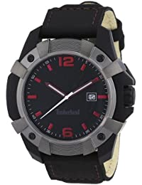 Timberland Herren-Armbanduhr XL Analog Quarz verschiedene Materialien TBL.13326JPBU/02A