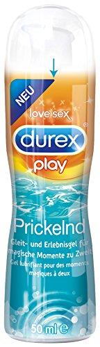 Durex Play Prickelnd Gleit- und Erlebnisgel, mit prickelndem Effekt, 1er Pack (1 x 50 ml)