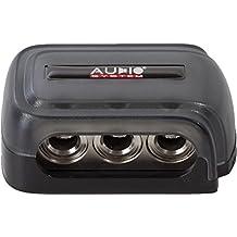 Sistema de audio Z-DB8 - sistema de audio gama alta 7-compartimiento Verteilerblock