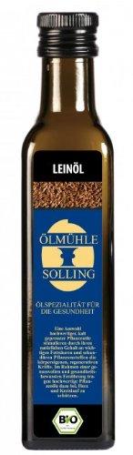 Ölmühle Solling Bio Leinöl nativ 250ml