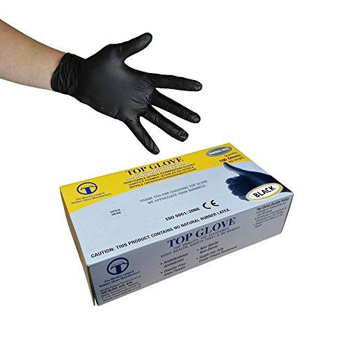 negro-guantes-desechables-de-nitrilo-latex-y-polvo-libre-caja-x100