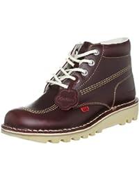 Pelle M Neri shoes KissesKick Hi Amazon n0P8wOk