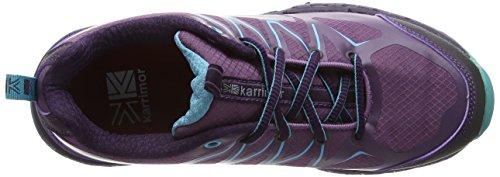 Karrimor - Xterrain, Scarpe da arrampicata Donna Nero (Pur)