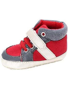 Hunpta Babyschuhe jungen Mädchen Neugeborenes Krippe weiche Sohle Schuhe Sneakers