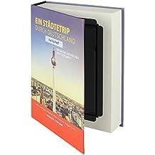 HMF 80915 caja fuerte en forma de libro, caja de caudales camuflada, páginas de