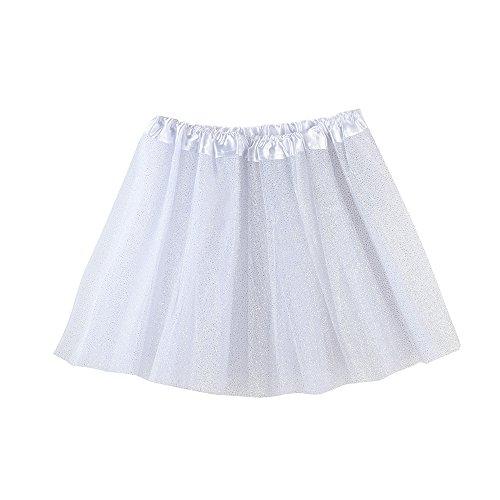 d6e24c6b8b MAYOGO Kinder Tüllrock 50er Kurz Tutu Ballet Tanzkleid Blumenmuster  Unterkleid Cosplay Crinoline Petticoat für Rockabilly Kleid