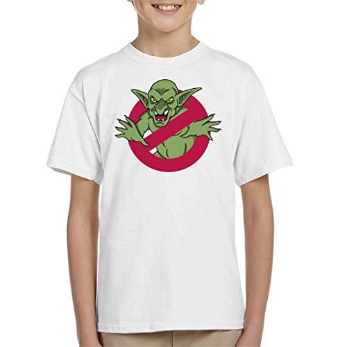 Mandy Goblin Busters Kid's T-Shirt - Wicker Man-shirt