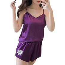 Rcool Camisones Batas y Kimonos Camisones Mujer Camisones Verano Camisones Tallas Grandes Mujer,Ropa Interior