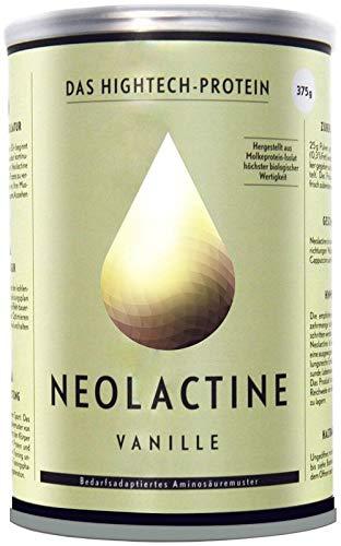 NEOLACTINE Die Protein-Innovation! Mit pharmakokinetischer Wirkmethode 375 g Vanille