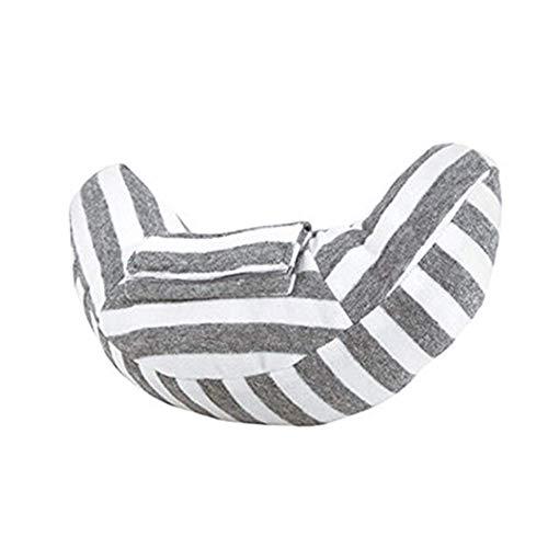 Hals Schlafkissen, Auto Sicherheitsgurt Kissen Kinder Schulter schützen Kissen Sicherheitsgurt Pads, tragbare Nackenkissen Auto Flugzeug Kopfstütze Bett Schlafkissen ()