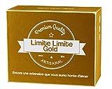 Limite Limite Gold - l'Extension 2 Que Vous Aurez Honte d'Aimer - Jeu Société Apéro pour Adulte - Humour Noir
