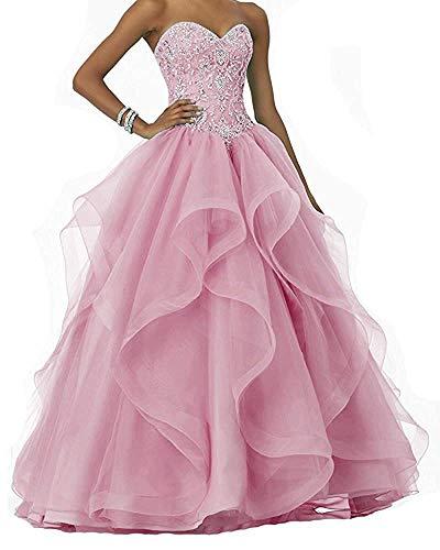 c1b8185dfb23 Jaeden abiti da ballo abito da sera lungo abito quinceanera vestito da sposa  a-linea
