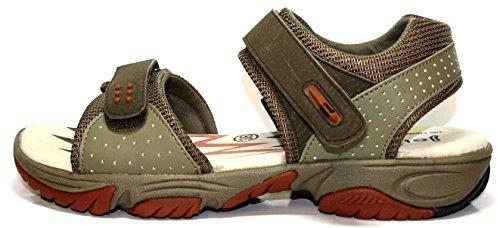Jela 51.851.4 les chaussures pour enfants, sandales pour garçon Vert - Vert