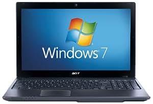 Acer Aspire 5750 15.6 inch Notebook (Intel Core i7-2630QM Processor, 4 GB RAM , 500 GB HDD, DVD-Super Multi DL drive, Windows 7 Home Premium 64-bit) - Black