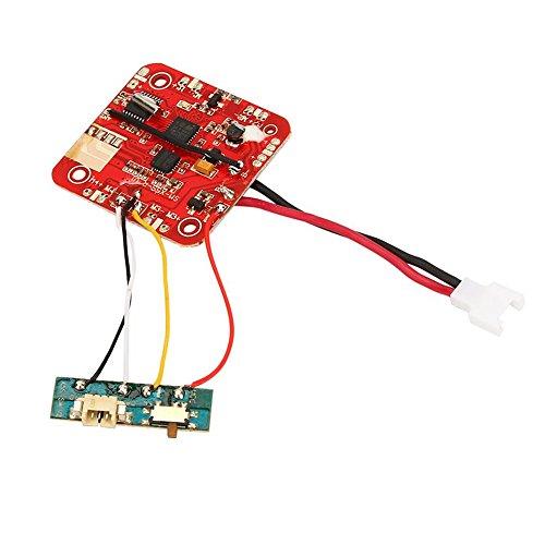 Toifocus Drone Placa de Circuito Controlador de Vuelo Placa PCB para Syma X5/X5A/X5C/X5C-1/X5SC/X5SW Drone Piezas de Repuesto