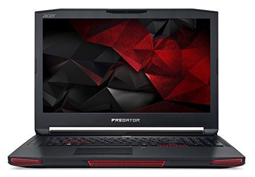 "Acer Predator 17 X GX-792-73D3 2.9GHz i7-7820HK 17.3"" 1920 x 1080Pixel Nero, Rosso Computer portatile"