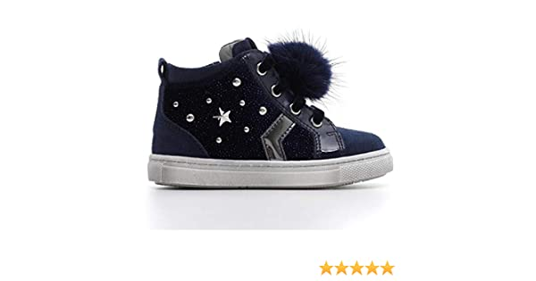 Nero Giardini Sneaker Primi Passi Bambina A820570F Canna di