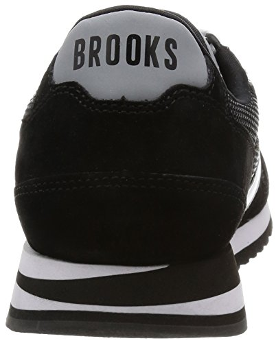 BROOKS M CHARIOT JETBLACK/WHITE Jet Nero/Bianco
