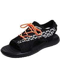 promo code 1a15c 2cf2d Fuxitoggo Sandali da Uomo Estivi, 2018 Nuovi Sandali da Spiaggia  all aperto, Pantofola