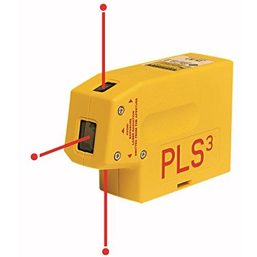 Pacific Laser Systems PLS3 PLS60523 Livella laser a tre raggi da punto a punto