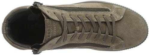 Legero Tanaro, Baskets Basses Femme Marron  (Topo 45)