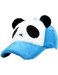 Holatee Beanie Gorro de Invierno Unisexo Gorro de Punto Gorra de Beisbol  Panda Hombre Sombrero de f80dd4319ae