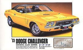 club-de-propietarios-de-plaestico-1-24-no12-73-dodge-challenger