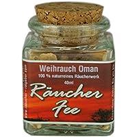 40ml Weihrauch Oman Granen weiß zum Räuchern - Räucherwerk - im Korkenglas preisvergleich bei billige-tabletten.eu