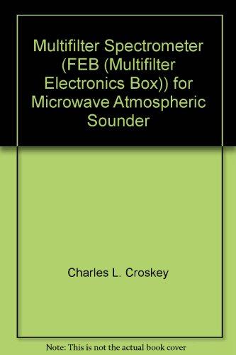 Multifilter Spectrometer (FEB (Multifilter Electronics Box)) for Microwave Atmospheric Sounder Sounder-box