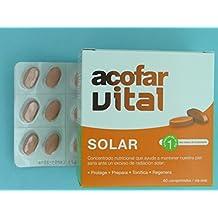 ACOFARVITAL - ACOFARVITAL SOLAR 60 COMP