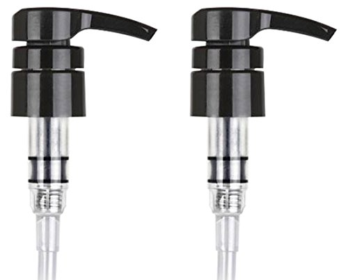 Bar5F Best Shampoo/Conditioner Dispenser Pump, Black