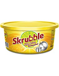 Skrubble High Action Dishwash Bar with Free Scrub Pad, 700g