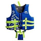 Hony Bambini Nuoto Vest Giacca Tuta Galleggiante - Ragazzi Ragazze Aiuti al nuoto Galleggiabilità Costumi da Regolabile Imparare a Nuotare Piscina Immersione Spiaggia Fare Surf Sicurezza Rosa Blu