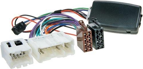 Lenkrad-Interface Nissan --> JVC ( 42-1213-900 )