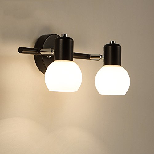Moderno Simple Luz De Pared LED Hierro Lámpara De