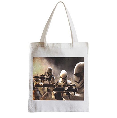 Grand Sac Shopping Plage Etudiant storm trooper empire