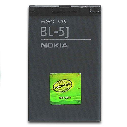 Lumia Akku Nokia (Akku für Nokia Lumia 530 Dual SIM (BL-5J, 1430 mAh);)
