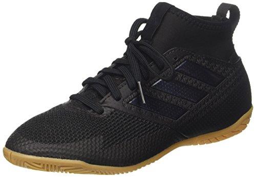 adidas Unisex-Kinder Ace Tango 17.3 in Fußballschuhe, Schwarz (Core Black/Core Black/Core Black), 31 EU (Schuhe Kinder Fußball)