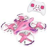 feiXIANG Drone con Telecamera Quadricottero Mini Quadcopter per Bambini Professionale Selfie Parrot Droni - modalità Senza Testa Una Chiave Ritorno Hover GPS Telecomando Raggi infrarossi